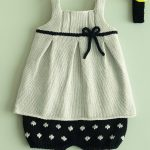 Modèle tricot robe bébé gratuit télécharger