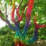 Tricot d'arbre