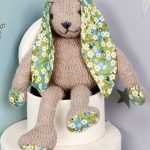 Doudou animaux tricot phildar