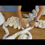 Aiguille tricot xxl