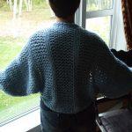 Tricoter liseuse aiguilles