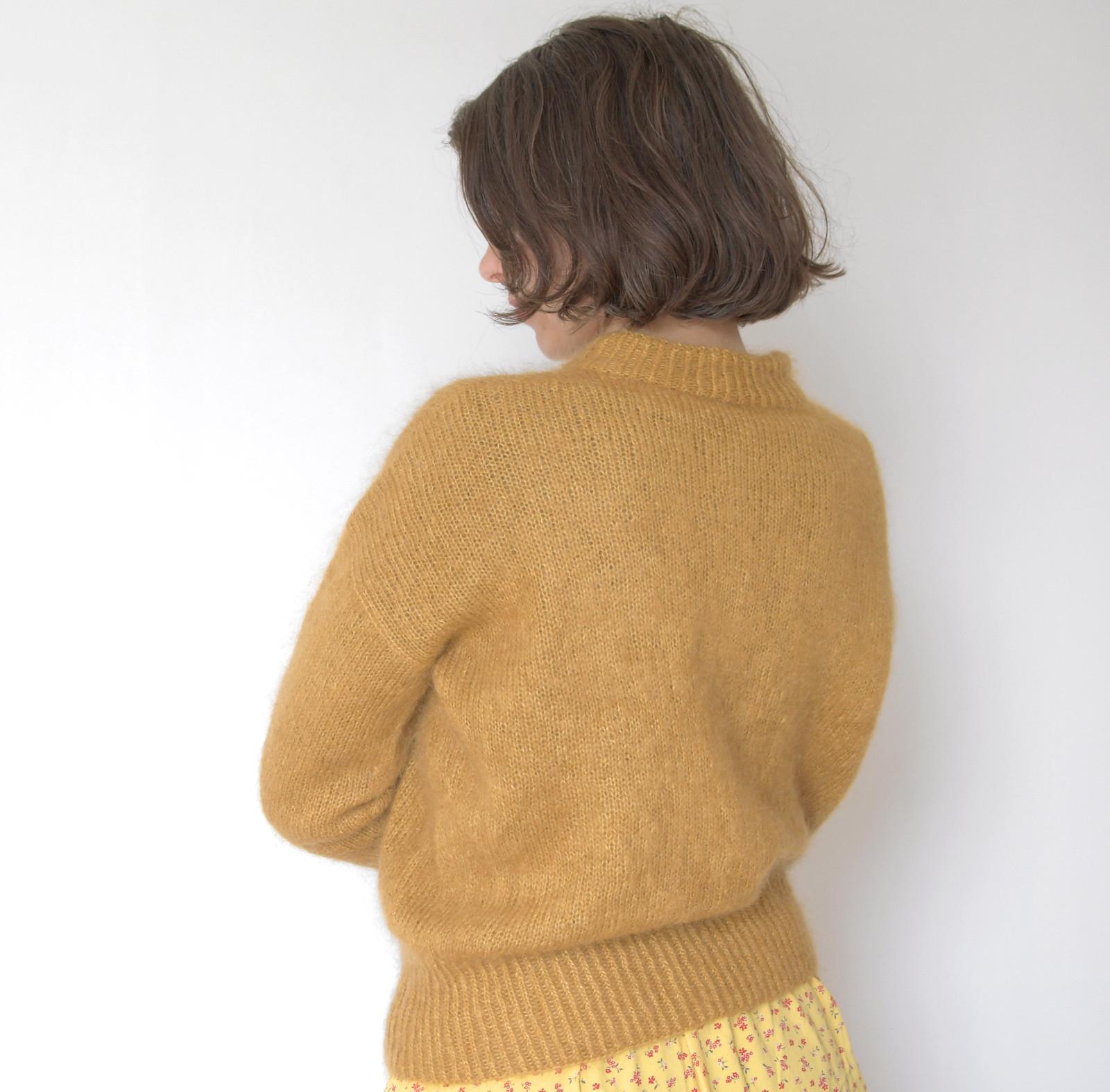 Tricoter en rond un pull