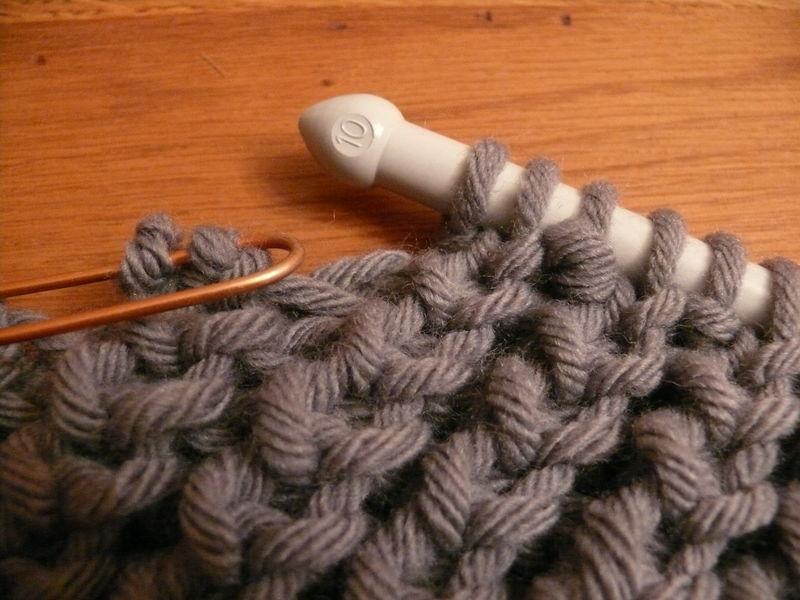 Aiguille tricot n°10