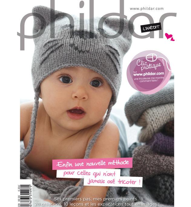 Modele tricot bonnet bebe chat
