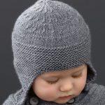 Modele tricot bonnet de bébé