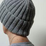 Tricoter bonnet femme cote 2/2