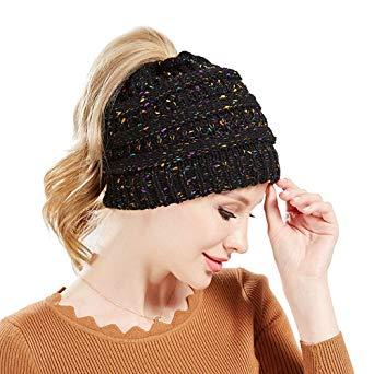 Tricot bonnet femme crochet