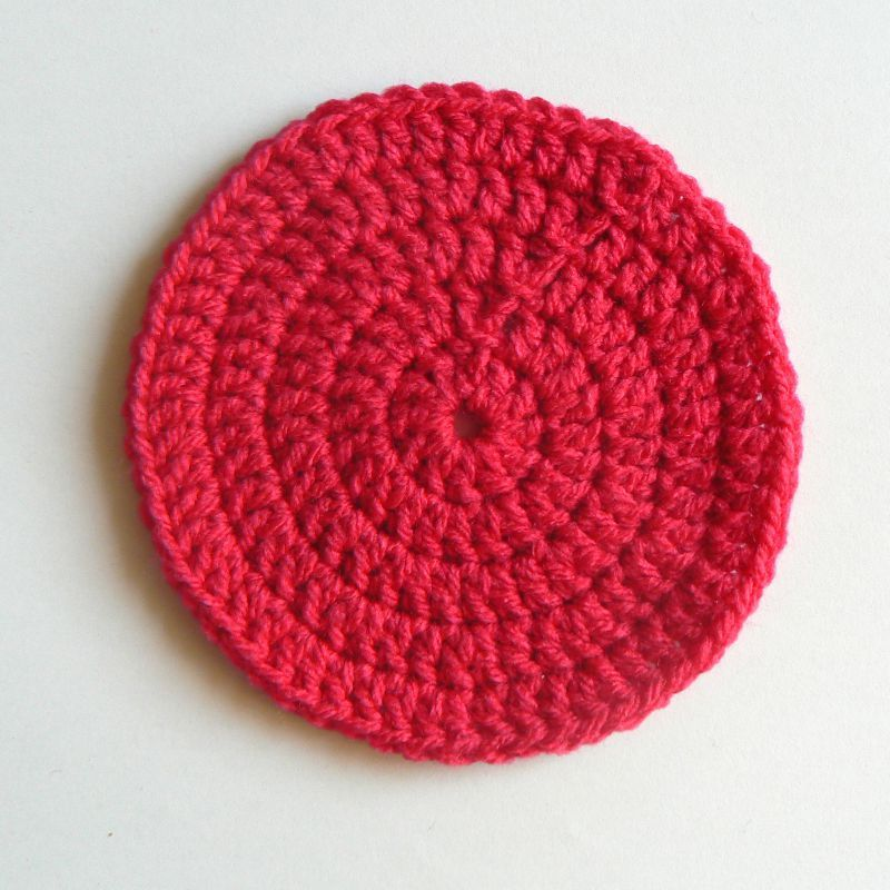 Tricoter en rond crochet