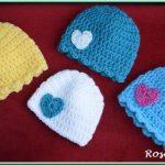 Tricoter bonnet bebe au crochet