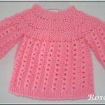 Tricoter des brassiere pour bebe