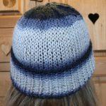 Comment tricoter bonnet femme facile