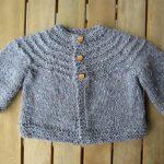 Modèle tricot aiguille gratuit