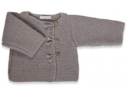 Modèle veste tricot bébé gratuit