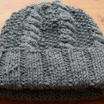 Tuto bonnet tricot aiguille circulaire