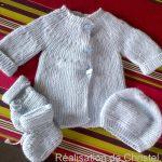 Livre de tricot bébé gratuit