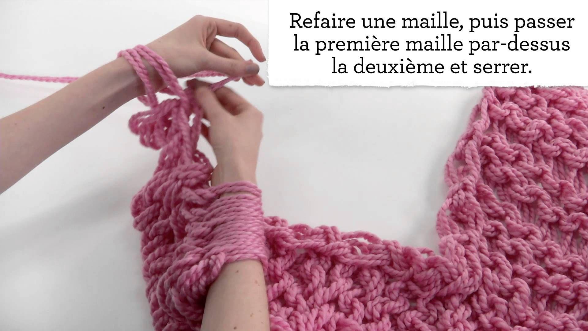 Tricoter avec ces doigts