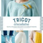 Tricot pull femme aiguille circulaire