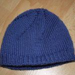 Tricot bonnet femme aiguille 3.5