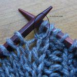 Augmentation tricot en rond