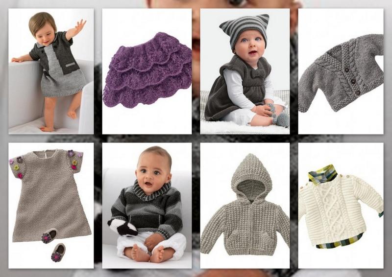 Tutoriel tricot bébé gratuit