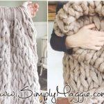 Tricoter avec les bras videos