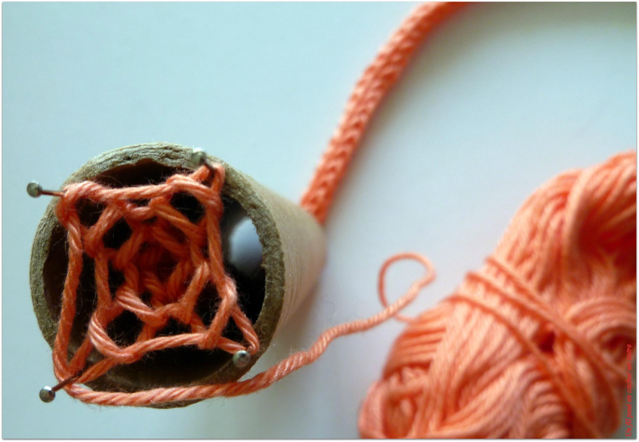 Le tricotin manuel