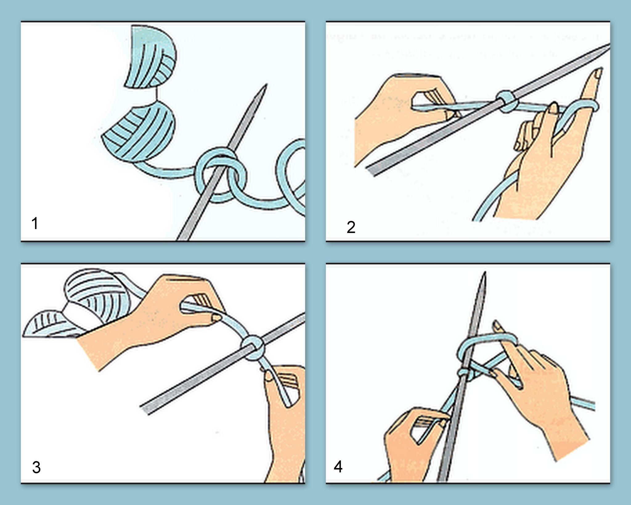 Apprendre le tricot facile