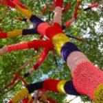 Arbre en tricot