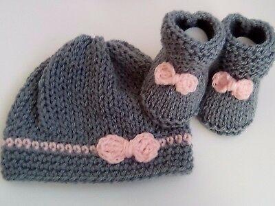 Tricoter un bonnet bébé en laine