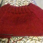 Tricoter robe aiguilles circulaires
