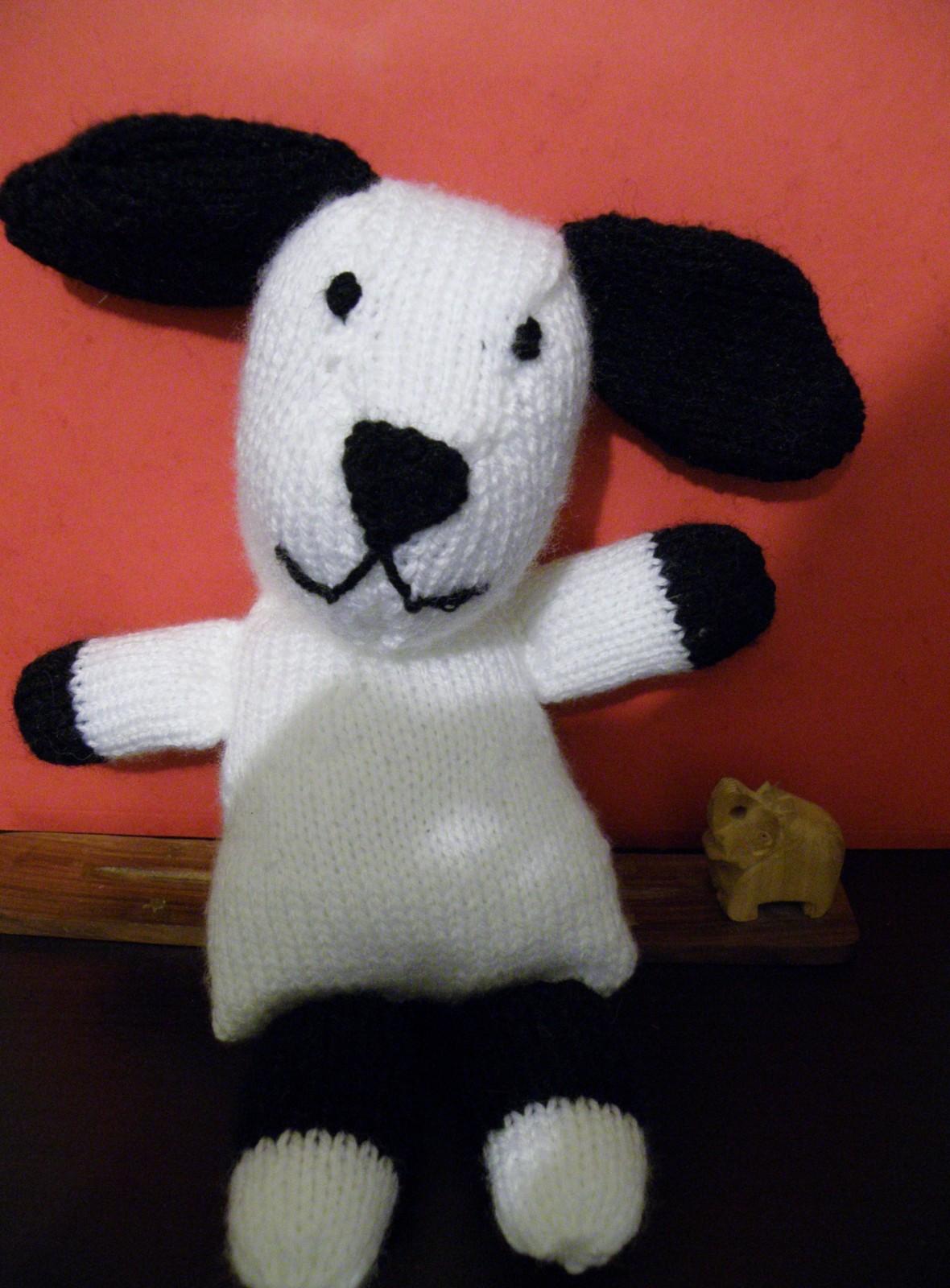 Animaux tricot modele gratuit