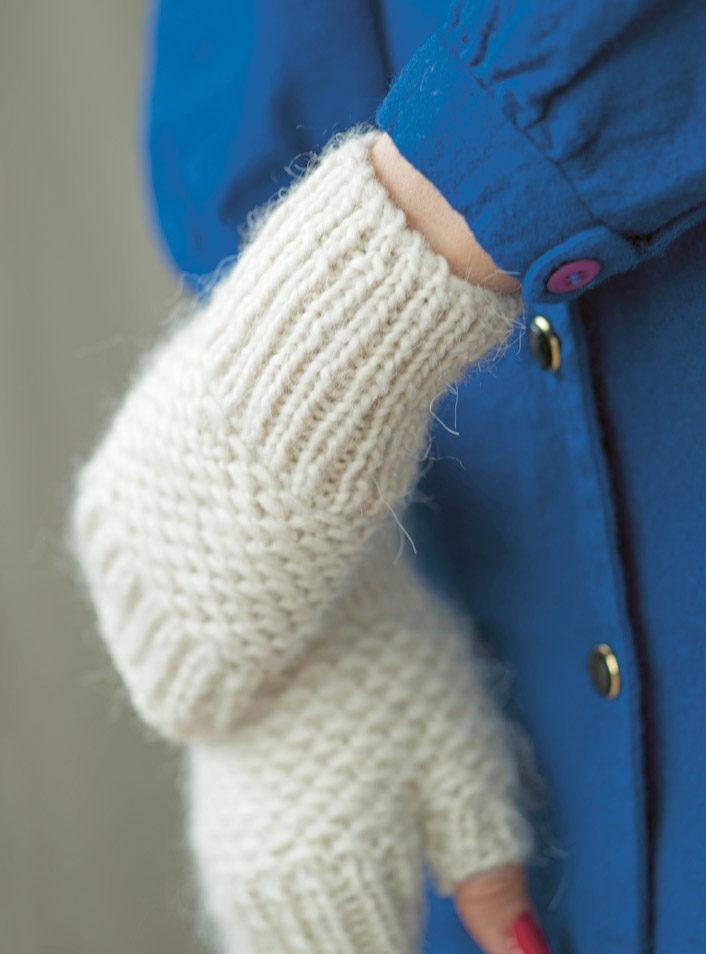 Livre tricoter en rond