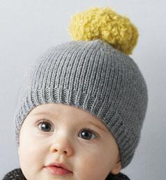Tricoter bonnet bébé 18 mois
