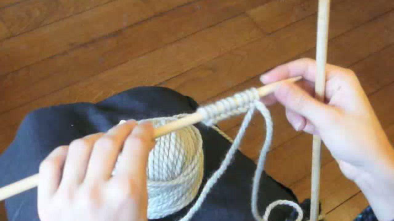 Apprendre a tricot