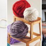 Tricoter avec aiguilles plus petites