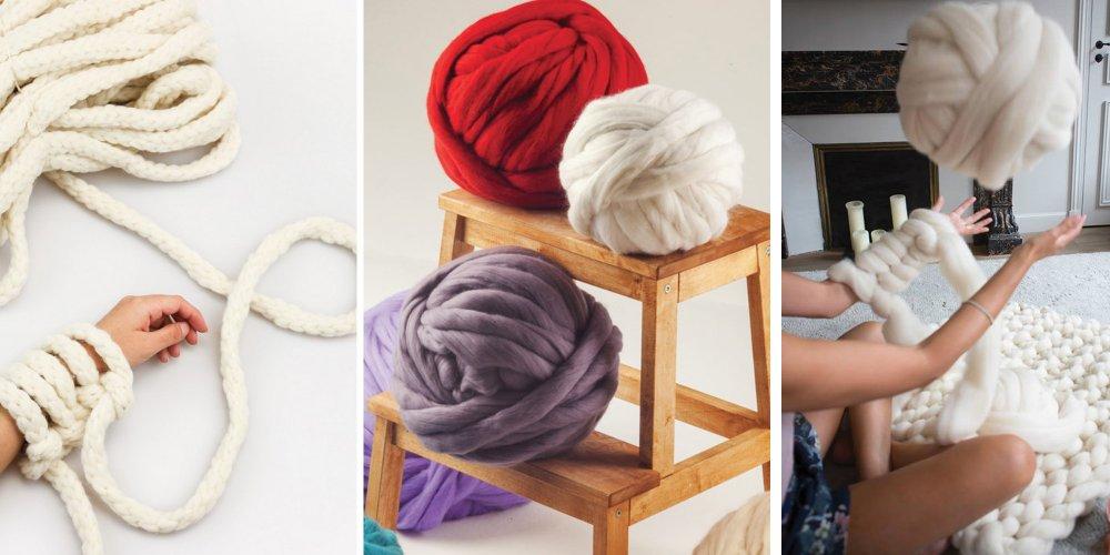 Tricoter avec les bras livre