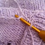 Assemblage tricot tuto