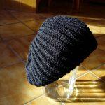 Modele tricot bonnet rond femme