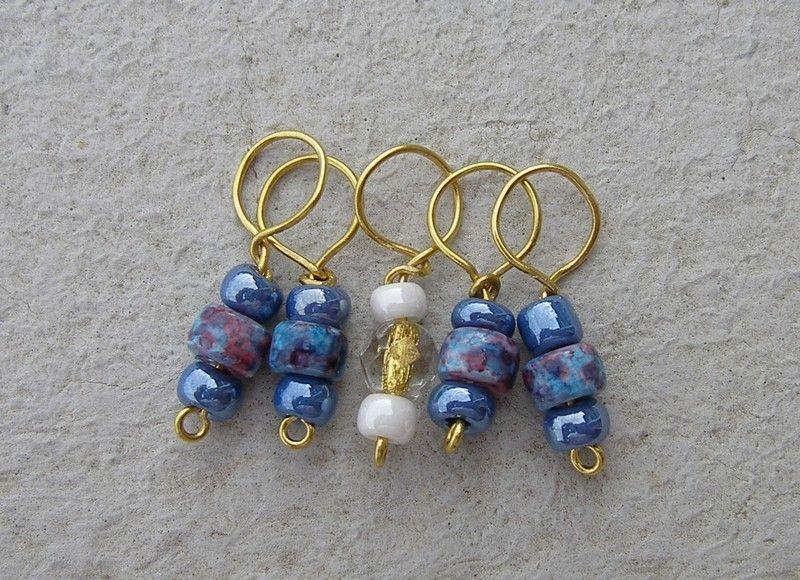Remplacer anneau marqueur tricot