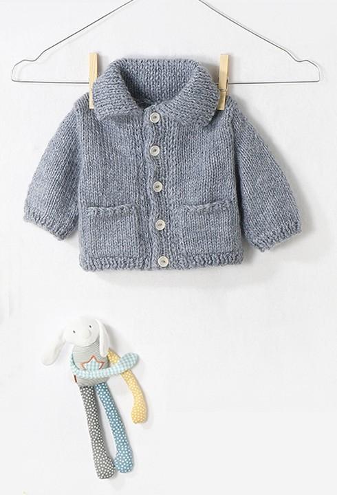 Modèle tricot layette gratuit télécharger
