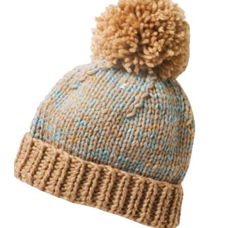Tuto tricot bonnet bébé pompon