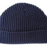 Tricot bonnet marin homme