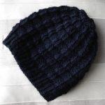 Tricot bonnet homme aiguille 4.5