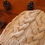 Tricot bonnet aiguille 6