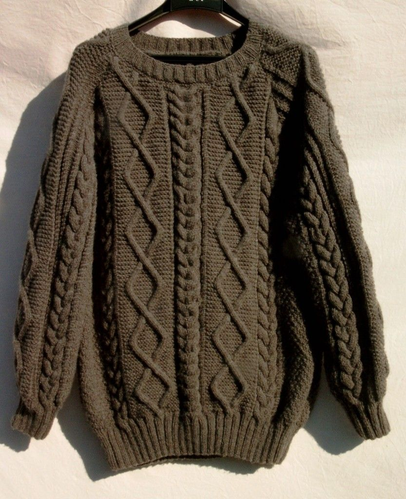 Gilet tricot homme grande taille