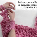 Tricoter avec ses mains tuto