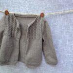 Modele tricot bebe 1 an gratuit