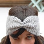 Tuto tricot débutant headband