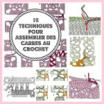 Tricot assemblage crochet