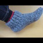 Tricoter bas en rond